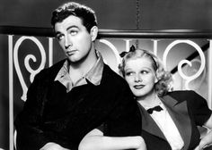 Jean Harlow and Robert Taylor in Personal Property (1937) http://www.timelessbeauty.it/jean-harlow/