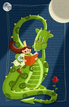 El drac i la princesa