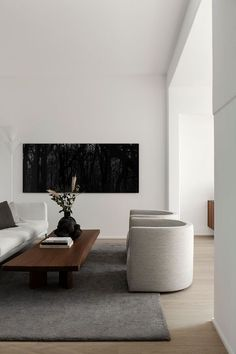 Interior Design Minimalist, Modern Interior Design, Interior Architecture, Modern Decor, Natural Modern Interior, Contemporary Decor, Modern Luxury, Modern Art, Design Living Room
