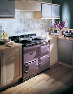 2 Oven Roomset (Heather) - Rayburn or AGA, I'm not fussy :)