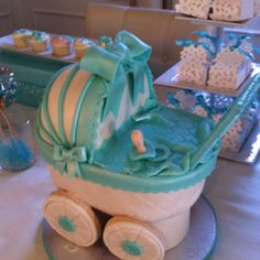 Aqua Blue Baby Shower Aqua Blue Decorations Baby Shower Favors