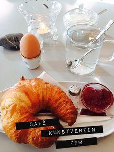 Kleines Frühstück Kunstverein Frankfurt
