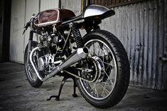 Raccia Honda CB 350 engine