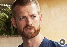 Image: Dr. Kent Brantly (© Samaritan's Purse).  Think about Jesus and the lepers, fast forward to 2014.  I have no question where his heart and love for Jesus Christ is. Dr. Brantly exemplifies all that is good in the world. He is optimism for a future of love, tolerance, and giving without question.