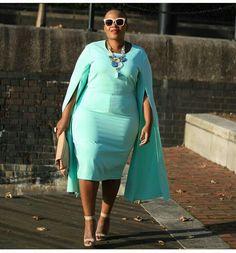 BN Style Your Curves: Mangu of 'Original Mangu' from Zimbabwe - BellaNaija