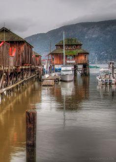 Cowichan Bay, B. Canada Visit Victoria and check out Cowichan Bay Victoria… O Canada, Canada Travel, Sunshine Coast, Victoria Vancouver Island, Voyage Usa, Visit Victoria, Western Canada, Boat Plans, Wooden Boats