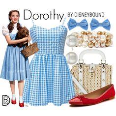 Disney Bound - Dorothy (The Wizard of Oz)