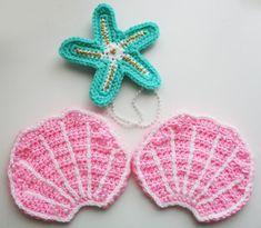 Free Pattern: Mermaid Style!