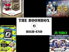 The High-End Boombox (6-10 Hobby Packs PLUS One-Touch Magnetic) Football Box, Football Cards, Hobby Supplies, Rc Hobbies, Boombox, Magnets, Playing Cards, Packing, Houston