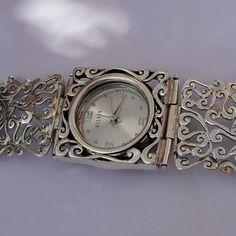 SALE 15 OFF NEW Israel Original Handmade Fine Silver by jewela, $238.00