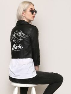 Cherrybomb Moto Jacket - Babe - Gypsy Warrior