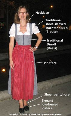 A Practical Guide To Oktoberfest Costume From Head To Toe