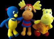 Patrones (instrucciones detalladas paso a paso) para tejer amigurumis (muñecos al crochet o ganchillo). Gratuitos y pagos.