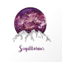 Sagittarius cosmos