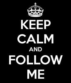FOLLOW ME ✅