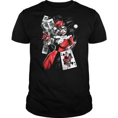 Harley quinn classic T Shirts, Hoodies. Get it now ==► https://www.sunfrog.com/Geek-Tech/Harley-quinn-classic.html?57074 $26