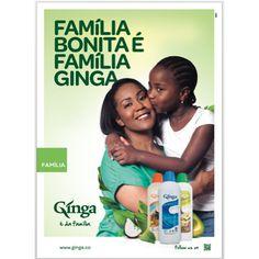 Poster criado para a Ginga