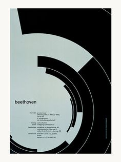 The German modernist aesthetic definitely makes for some stunning graphical design...