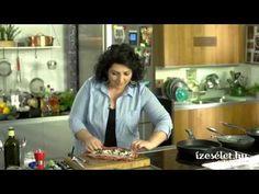 Sonkával és gorgonzolával töltött sertésszűz - Receptek | Ízes Élet - Gasztronómia a mindennapokra