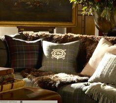 Ralph Lauren throw pillows 24x24
