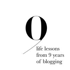 9 Life lessons from