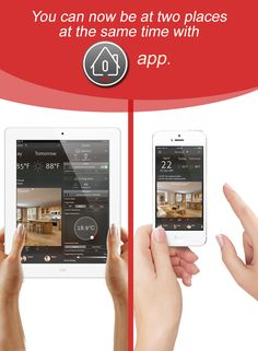 You can have the control over your house without being there, how? With PowerHouz!   Fully compatible with all HomeKit Accessories accessible from a regular internet connection.  Download our app here: https://itunes.apple.com/us/app/powerhouz/id924503714?ls=1&mt=8