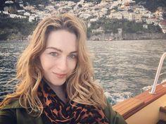 """Having the most amazing time in #Positano GRAZIE ITALIA!! ❤️"""