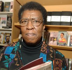 """Octavia Butler wrote about a zealot who promised to """"Make America great again."""" Sound familiar?"""