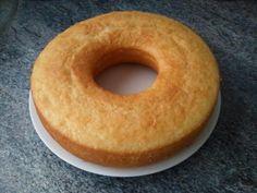 Bizcocho de limón esponjoso #Recetas #Cocina #RecetasPasoAPaso #CocinaCasera #RecetasdeCocina #Panybollería #Bizcochos Sin Gluten, Gluten Free, Le Chef, Flan, Bagel, Doughnut, Lemon, Pie, Cooking Recipes