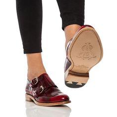 летние виды женской обуви Монки