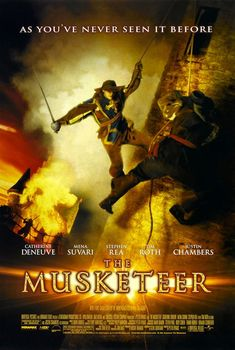 The Musketeer Movie Poster - Internet Movie Poster Awards Gallery