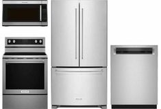 Kitchen Appliance Packages at Best Buy Appliance Bundles, Appliance Sale, Kitchen Appliance Packages, Dishwasher Soap, Diy Kitchen Remodel, French Door Refrigerator, Cool Things To Buy, Kitchen Appliances, White Vinegar