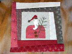 Quilt n Queen: Think Christmas Blog Hop...and a giveaway