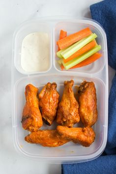 Air Fryer Buffalo Wings Family Fresh Meals, Easy Family Dinners, Quick Easy Meals, Yummy Chicken Recipes, Crockpot Recipes, Frozen Chicken Wings, Spicy Wings, Buffalo Wings, Air Fryer Recipes