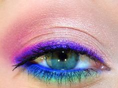 ELECTRICALLY NAKED TUTORIAL: Urban Decay Electric & Naked Palettes