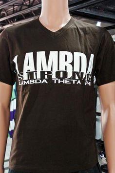 Lambda Strong V-Neck | Lambda Theta Phi