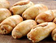 Anise Seed Bread Rolls - Pan de Anis