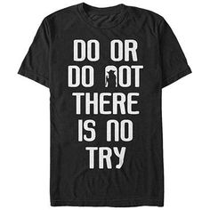 Star Wars Do It T-Shirt