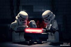 Blacksmith trooper