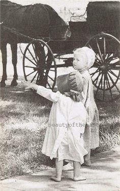 Amish attending farm auction | Die Amisch Vendu | Pinterest ...