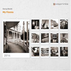 "Georg Banek - Motivkalender ""My Vienna"""