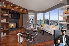 Apartamento de 'Cinquenta Tons de Cinza' está à venda por R$ 5 milhões. Veja mais fotos em nossa revista: https://www.pinterest.com/pin/576038608564487798/