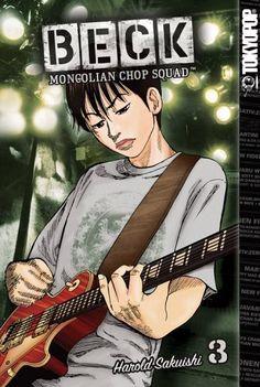 BECK:Mongolian Chop Squad Volume 3 (Beck: Mongolian Chop Squad (Tokyopop)) by Harold Sakuishi