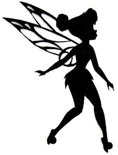 Tink silhouette - 610x800px