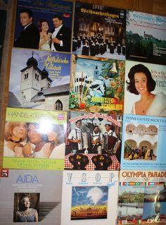 25x 12  + 33x 10  Vinyl KLASSIK Paket A123142