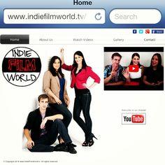 The Indie Film World website