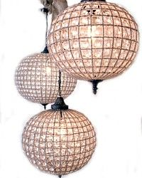 If I had to pick one wedding gift to register for this chandelier for our bedroom would definitely be it