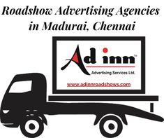 Prior for you to think of joining a roadshow, it's advisable for you to find a roadshow planner and discuss your plans and ideas to them. A reputable event planner will be able to make the appropriate suggestion and recommendation to you. Also, they will provide you with the expected expenses and brief you on the cost and time involved. The roadshow advertising agencies in Madurai, Chennai are very popular. Advertising Services, Madurai, Chennai, How To Plan, How To Make, Ads, Popular, Popular Pins, Most Popular