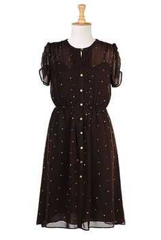 Sprinkled candy dress - $69.95