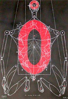 Carlos Estevez - La carrera de la vida The Racetrack of Life Carlos Estevez, Lucid Dreaming Techniques, Cuban Art, Postmodernism, Awakening, Surrealism, Art Projects, Fantasy, Make It Yourself